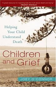 Cover of: Children and grief