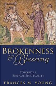Cover of: Brokenness and Blessing
