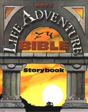 Cover of: Boys life adventure Bible storybook | Horton, David.