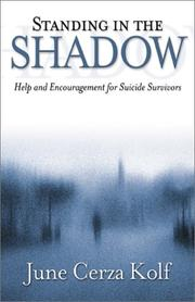 Cover of: Standing in the Shadow | June Cerza Kolf