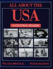 Cover of: All about the USA