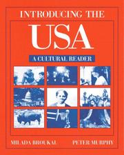 Cover of: Introducing the USA