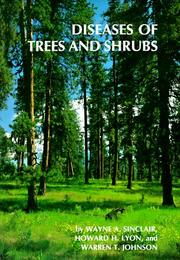 Cover of: Diseases of trees and shrubs