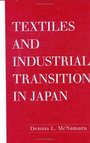 Cover of: Textiles and industrial transition in Japan
