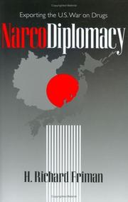 Cover of: NarcoDiplomacy | H. Richard Friman