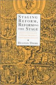 Cover of: Staging reform, reforming the stage