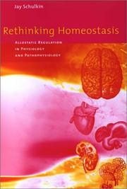 Cover of: Rethinking Homeostasis by Jay Schulkin