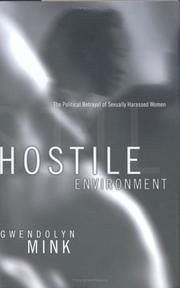 Cover of: Hostile environment