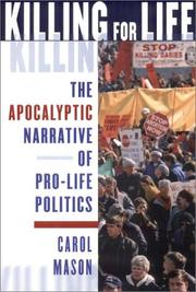Cover of: Killing for Life | Carol Mason