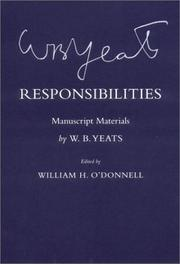 Cover of: Responsibilities