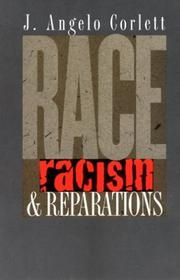 Cover of: Race, Racism, and Reparations