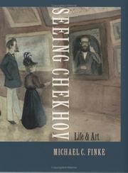 Cover of: Seeing Chekhov
