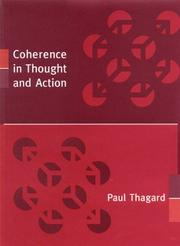 Cover of: Coherence in thought and action