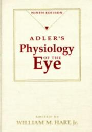 Physiology of the eye by Francis Heed Adler