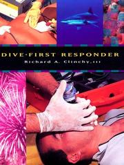Cover of: Dive-first responder
