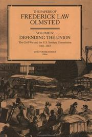 Cover of: Defending the union
