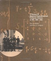 A Century of Electrical Engineering and Computer Science at Mit, 1882--1982