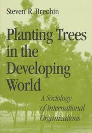 Cover of: Planting trees in the developing world