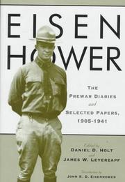 Cover of: Eisenhower