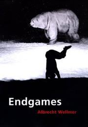 Cover of: Endgames