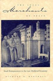 Cover of: The local merchants of Prato