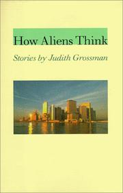 Cover of: How aliens think