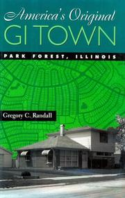Cover of: America's original GI town