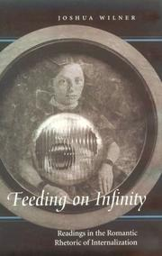 Cover of: Feeding on infinity