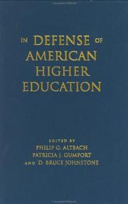 In Defense of American Higher Education by