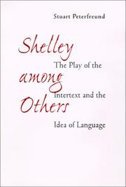 Cover of: Shelley among others