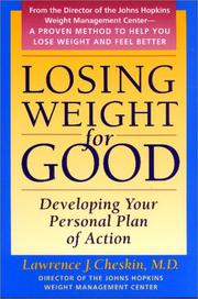 Cover of: Losing Weight for Good