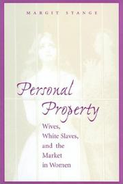 Personal property by Margit Stange
