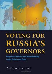 Cover of: Voting for Russia