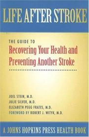 Cover of: Life after stroke | Stein, Joel M.D.