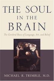 Cover of: The Soul in the Brain