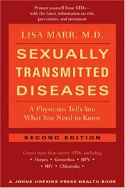 Cover of: Sexually Transmitted Diseases | Lisa Marr