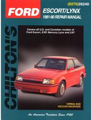Cover of: Ford