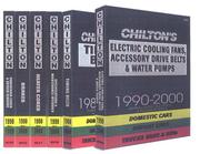 Cover of: Specifications & Maintenance Intervals 1990-00 (Chilton