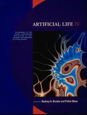 Cover of: Artificial life IV