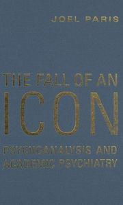 Cover of: Fall of an icon