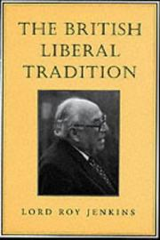 Cover of: The British liberal tradition