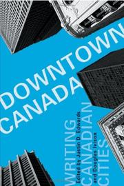 Cover of: Downtown Canada |