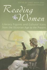 Cover of: Reading Women |