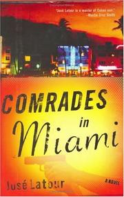 Cover of: Comrades in Miami