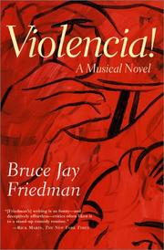 Cover of: Violencia! | Bruce Jay Friedman