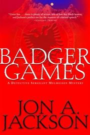Cover of: Badger Games