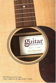 Cover of: Guitar