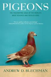 Cover of: Pigeons | Andrew D. Blechman