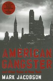 Cover of: American Gangster