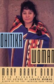Cover of: Ohitika Woman | Mary Brave Bird